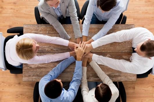 Vitale teams creër je samen!